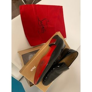 louboutin men's shoes 700💵💵